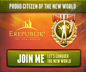 Citizen of Erepublik Badge - 300x250px
